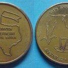 Perryton TX 50th Anniversary 1969 medal