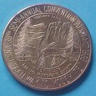 California State Numismatic Association CSNA Spring 1966 medal - Yosemite