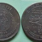 Lynnwood WA BPOE Elks 2171 1966 50c trade token