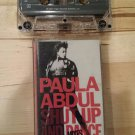 Shut Up and Dance: Dance Mixes by Paula Abdul Cassette tape May-1990 Virgin