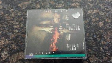 Phantasmagoria A Puzzle of Flesh PC Video Game Horror 1996 Complete