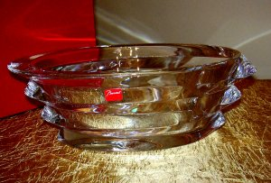 BACCARAT ZIN ZIN COUPE 300 BOWL NEW IN BOX