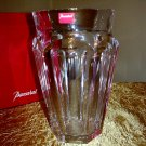 BACCARAT CRYSTAL LARGE NELLY VASE