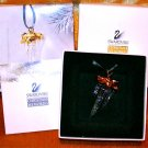 SWAROVSKI CHRISTMAS MEMORIES ICICLE ORNAMENT
