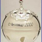 GORHAM 2000 CHANTILLY SLEIGH BELL **