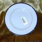 ROYAL WORCESTER CARINA BLUE SALAD PLATE