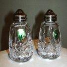 Waterford Lismore Salt & Pepper Shakers