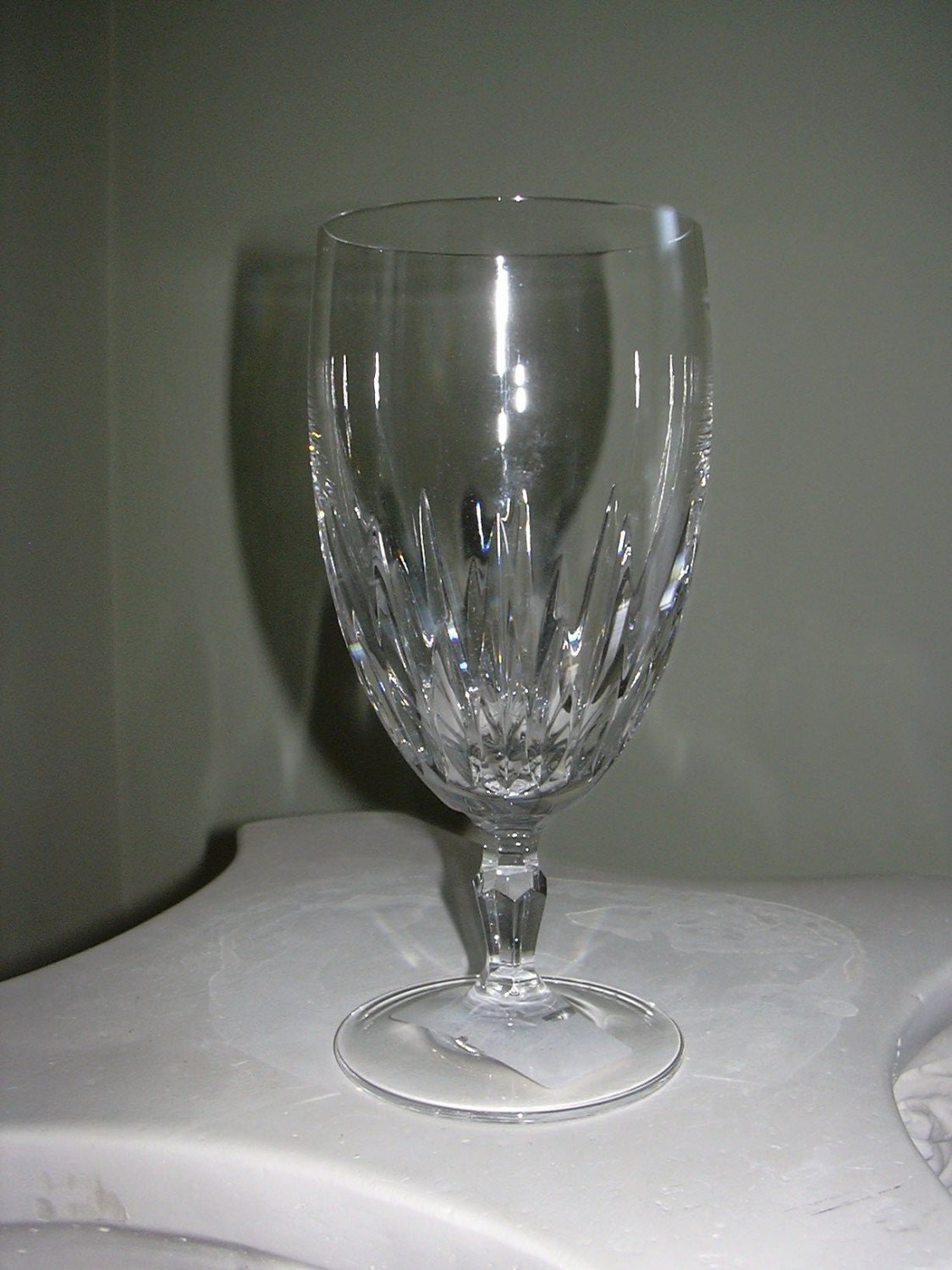 Waterford Lucerne Footed Iced Beverage