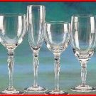 Waterford Carleton Champagne Flute set of 4