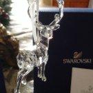 Swarovski Holiday Stag Ornament