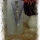 Waterford Snowflake Wishes Serenity Lavender Flute