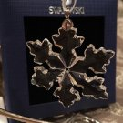 Swarovski 2016 Little Snowflake Ornament