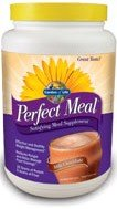 Perfect Meal Chocolate Shake 658g by Garden of Life - FREE Shipping! - SALE!