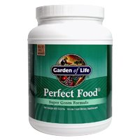Perfect Food 600g Powder by Garden of Life - Super Green Formula - FREE Shipping! - SALE!