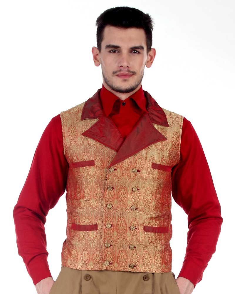Curtis Steampunk Coat Small