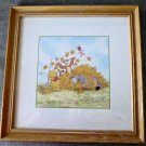Disney Winnie The Pooh Framed Picture 100 Acre Wood Eeyore Tigger Piglet