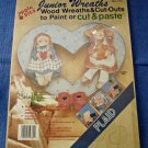 Apple Bits Junior Wreaths Wood Wreaths&Cut-Outs By Barbara Mock Art