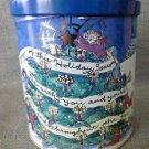 Collector's Cylinder Tin 4th in a Series The 2000 Limited Edition M.A.Bucci