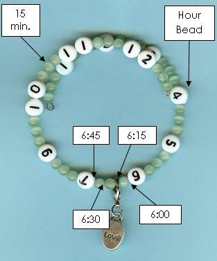 Breastfeeding Reminder Bracelet