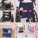 Simplicity 2822 Wheelchair, Walker & Lounge Chair Bags/Organizers
