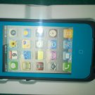 Waterproof/Shock Proof Phone Case for Apple IPhone 4/4s Teal