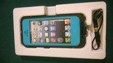 TEAL Apple Iphone 5/5s Waterproof/Shock Proof Case