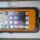 Orange Apple Iphone 5/5s Waterproof/Shock Proof Case