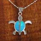 SOP1011 Honu Opal Pendant(M)(Chain Sold Separately)