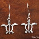 SE25001 Honu Hook Earrings(M)