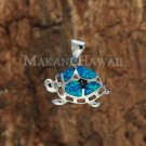 SOP1101 Opal Turtle Pendant(Chain Sold Separately)