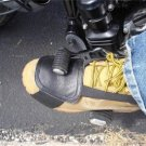 Motorcycle Boot Guard Prtoecter Scuff Proof your Shoes from Shifter Scratches