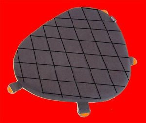 Driver gel pad for honda ST 1100, ST 1100A ST 1100 ABS