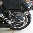 Motorcycle brackets harley davidson sportster hugger new