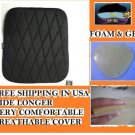 Motorcycle Rear Back Seat Gel Pad for Harley Davidson Sportster 1200 Stock Seat