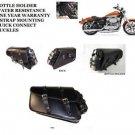 Motorcycle swingarm bag for harley sportster super low
