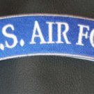 US Air force top rocker blue jacket and vest patch