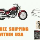 Motorcycle brackets set honda shadow sabre VT1100C2