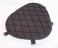 Motorcycle Driver Gel Pad for BMW F650GS, F800GS
