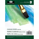 "Essentials Canvas Artist Paper Pad 5""X7"" 6 Sheets 090672219565"