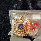 Omega Psi Phi Fraternity Lapel Pin Divine 9 Metal Lapel Pin