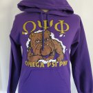 OMEGA PSI PHI FRATERNITY PULLOVER HOODIE