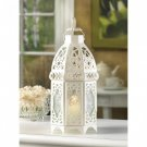 Gallery of Light White Lattice Lantern