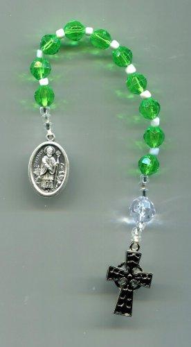 One Decade Rosary - St. Patrick of Ireland and St. Bridget