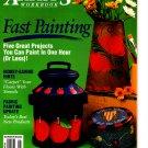 Decorative Artist's Workbook Magazine - July/August 1995 Vol 22 #4