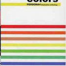Colors | Persona 4 Full Color Illustration Anthology Doujinshi