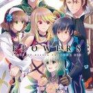 FLOWERS | Tales of Xillia Doujinshi | Jude Mathis x Milla Maxwell