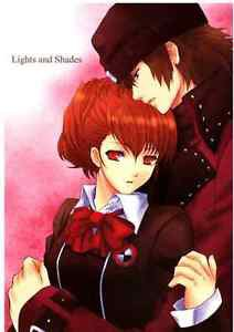 Lights and Shades | Persona 3 Doujinshi | Shinjiro Aragaki x Minako Arisato