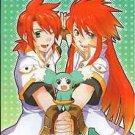 Brio | Tales of the Abyss Doujinshi | Luke, Gen