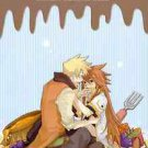 Honey x Honey | Tales of the Abyss Doujinshi | Guy Cecil x Luke Fabre
