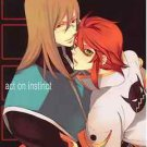 Act on Instinct | Tales of the Abyss Doujinshi | Jade x Luke